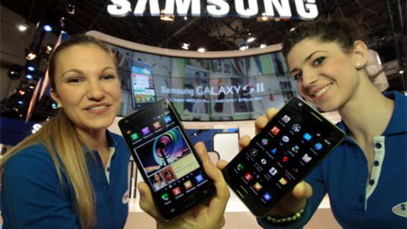 Samsung vrea sa se mute din Slovacia in Romania