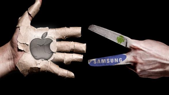 Samsung vs. Apple: Pentru al doilea trimestru consecutiv, sud-coreenii sunt mai profitabili decat americanii