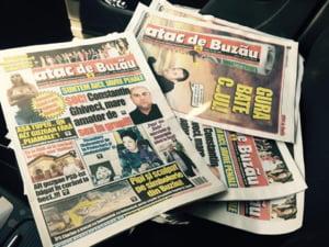 Santaj in presa: Arest la domiciliu pentru jurnalisti