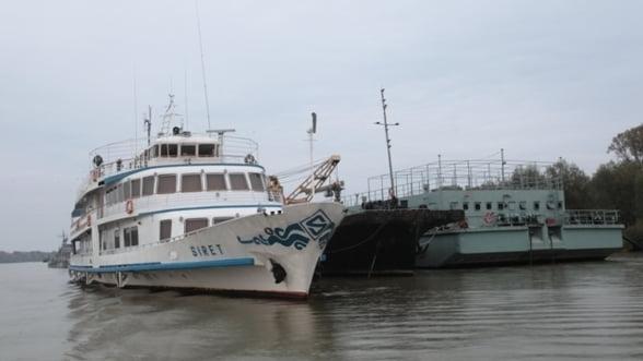 Santierul Naval Orsova a reintrat pe profit, cu rezultate peste asteptari in primul trimestru