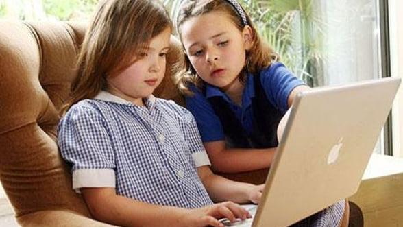 Sapte pericole la care este expus copilul tau pe Internet