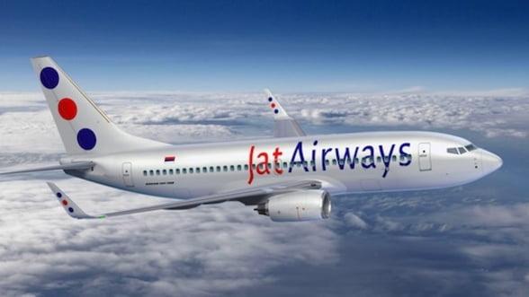 Sarbii vor sa-si vanda compania de transport aerian arabilor de Etihad