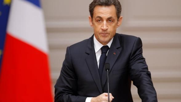 Sarkozy pledeaza pentru revizuirea acordurilor Schengen