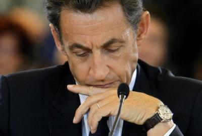 Sarkozy risca inchisoarea? Fostul presedinte, cercetat pentru incalcarea secretului anchetei