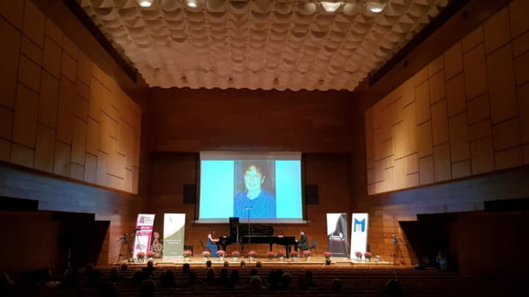 Sase ansambluri pianistice, premiate la Concursul International de DUO Suzana Szorenyi, editia a III-a