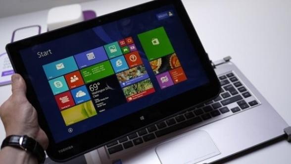 Satellite Click, noul laptop - tableta Toshiba