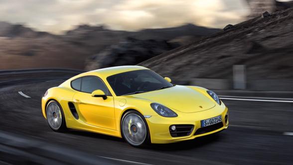 Savureaza noua generatie Porsche Cayman, direct din LA