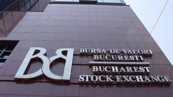 Scadere cu 41% la valoarea tranzactiilor cu actiuni pe BVB, in aceasta saptamana