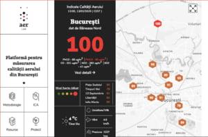 Scandalul poluarii din Capitala ia amploare: Un ONG va da in judecata PMB