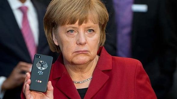 Scandalul spionajului international: De ce au fost scoase de sub ascultare convorbirile lui Merkel
