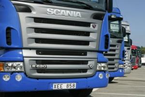 Scania a afisat o scadere la 2,23 milioane dolari in T2