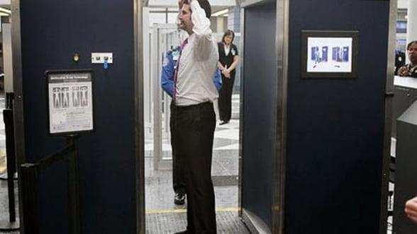 Scannerele din aeroporturi nu afecteaza sanatatea pasagerilor - studiu