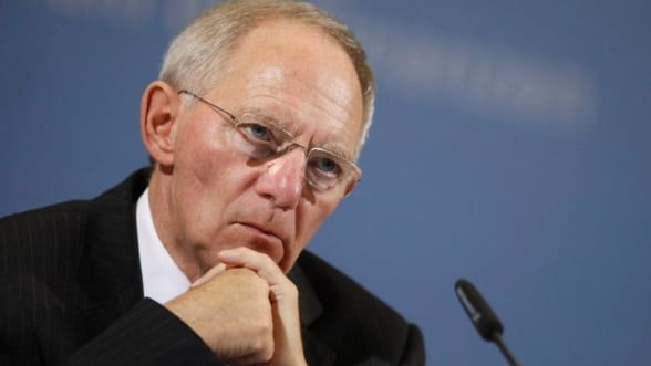 Schauble: Nu exista nicio sansa ca SUA sa-si majoreze contributia la FMI