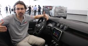 Schimbare majora de la Dacia: Cum arata interiorul noului Duster si ce dotari noi are (Video)