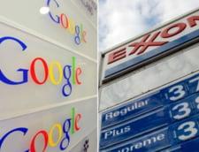 Schimbari in topul gigantilor mondiali: Cum a reusit Google sa surclaseze Exxon