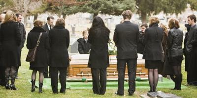 Schimbari radicale generate de pandemie in materie de servicii funerare