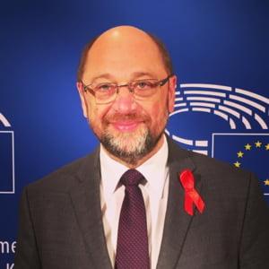Schulz dezvaluie cum vrea sa o detroneze pe Merkel, cea mai puternica femeie din lume
