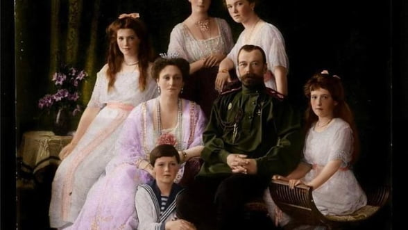 Scrisori ale familiei imperiale ruse, scoase la licitatie pentru un pret record