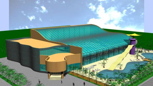 Se cauta constructor pentru un centru de agrement in Navodari, de 5,7 mil. de euro