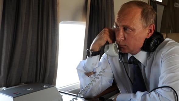Se impaca rusii cu turcii? Erdogan asteapta un telefon de la Putin