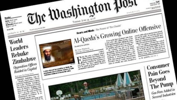 Se intampla si la case mai mari: Concedieri la cotidianul Washington Post
