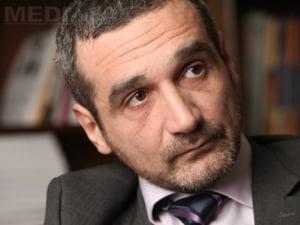 Sebastian Lazaroiu, eliberat din functia de consilier prezidential