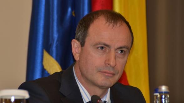 Secretarul de stat Achim Irimescu paraseste Ministerul Agriculturii