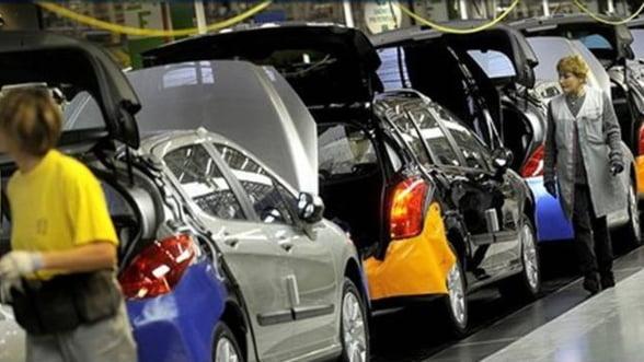 Sectorul auto a scazut cu peste 40% in ultimii ani - cauze, efecte si solutii