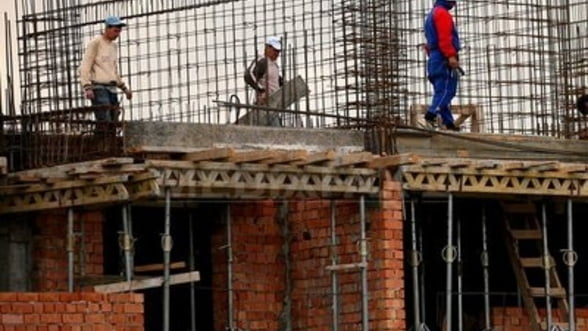 Sectorul constructiilor da semne ca isi revine din criza