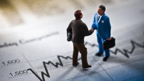 Sectorul energetic ar putea ajuta economia prin investitii masive - CEO OMV Petrom