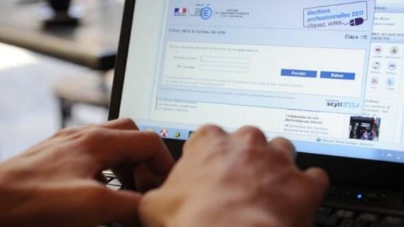 Securitatea votului prin Internet, cu semnul intrebarii in SUA