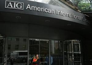 Seful AIG admite ca asiguratorul a acordat prime 'dezgustatoare'
