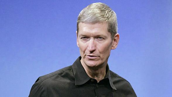 Seful Apple, intrebat daca Grecia ar putea fi cumparata de companie