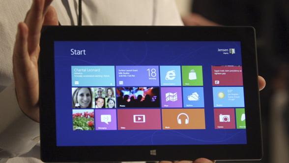 Seful Apple vorbeste fara sa cunoasca: N-am testat tableta Microsoft, dar e groaznica