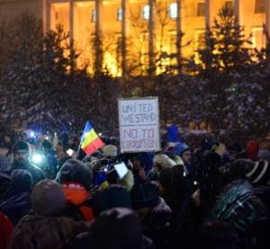 Seful BRD, despre proteste: Ceea ce vedem azi e un exercitiu democratic