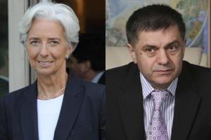 Seful Eximbank castiga cat noul sef FMI