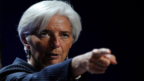 """Seful FMI ii cere premierului grec """"sa avanseze"""" cu reformele"""