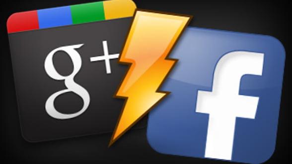 """Seful Google+: Facebook este o """"retea sociala a trecutului"""""""