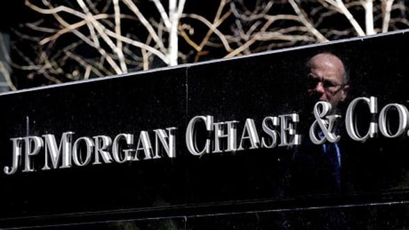 """Seful JPMorgan, criticat pentru cazul """"Balena de la Londra"""""""