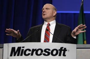 Seful Microsoft nu e ingrijorat ca a fost depasit de Apple