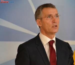 """Seful NATO cere un raspuns global la """"comportamentul nesabuit al Coreei de Nord"""""""