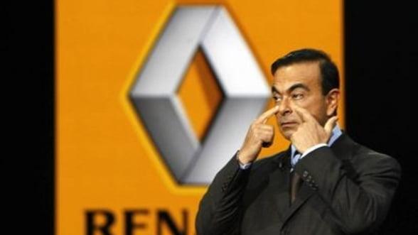 Seful Renault: Nu dorim dificultati serioase pentru Peugeot. Activitatea noastra ar fi afectata