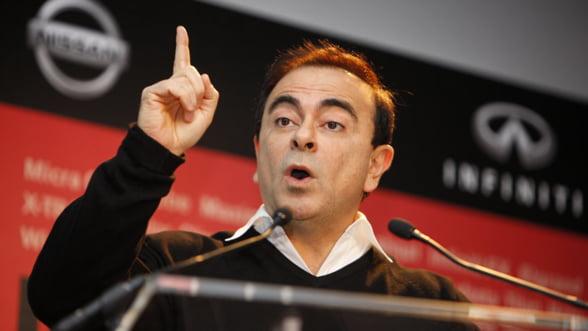 Seful Renault: piata auto europeana va stagna in urmatorii 3-4 ani