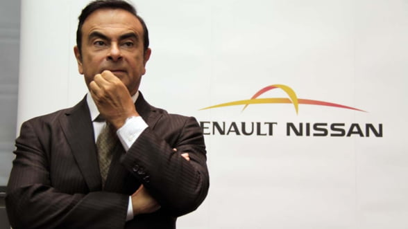Seful Renault-Nissan: Piata auto din Europa va reveni in acest an. Ne pregatim pentru viitor
