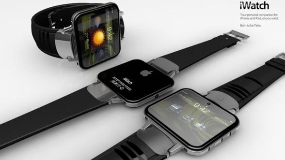 Seful Swatch se teme ca Apple va lansa iWatch, ceasul smartphone