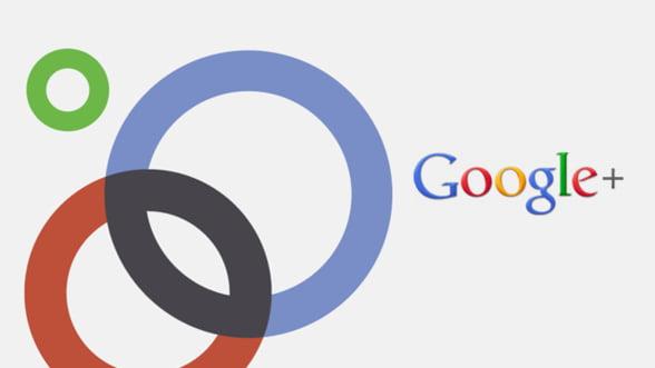 Seful retelei de socializare Google+ paraseste compania