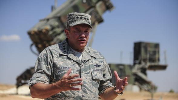 Seful trupelor SUA in Europa: Ne pregatim pentru aplicarea articolului 5 din tratatul NATO