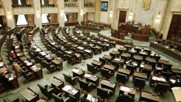 Senat: Proiectul de lege privind reducerea CAS va fi dezbatut pe 25 august