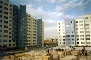 Senatul a aprobat o lege pentru constructia a cel putin 50.000 de locuinte sociale