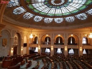 Senatul va adopta, luni, Legea offshore care stabileste cum se exploateaza gazele din Marea Neagra